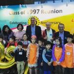 史维教授与科大校友及其家人欢聚 - 香港科技大学
