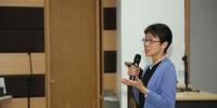 科大环境及可持续发展学部首席发展顾问陆恭蕙教授强调科大可以为国内和外地作出很大贡献。 - 香港科技大学