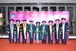 公开大学颁授荣誉大学院士予三位杰出人士 - 香港公开大学