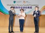 公开大学派发逾八百二十万元奬助学金予八百五十六名学生 - 香港公开大学