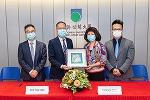 公大获舒小佩校友慷慨捐款二千万港元成立「舒小佩持续发展基金」 - 香港公开大学