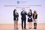 公开大学派发逾1,300万港元奬助学金予千三名学生 - 香港公开大学